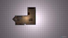 Raumgestaltung Wohnhimmer org. maß in der Kategorie Wohnzimmer
