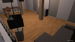 Raumgestaltung Wohni in der Kategorie Wohnzimmer