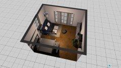 Raumgestaltung wohnig in der Kategorie Wohnzimmer