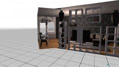 Raumgestaltung wohnimmer in der Kategorie Wohnzimmer