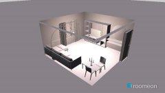 Raumgestaltung wohnizimmer in der Kategorie Wohnzimmer