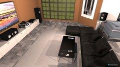 Raumgestaltung Wohnloft in der Kategorie Wohnzimmer