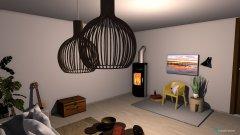 Raumgestaltung wohnly in der Kategorie Wohnzimmer