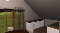 Raumgestaltung Wohnraum 2 in der Kategorie Wohnzimmer