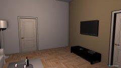 Raumgestaltung Wohnraum Teardrop in der Kategorie Wohnzimmer