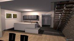 Raumgestaltung WOhnraum VK 2 in der Kategorie Wohnzimmer