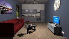 Raumgestaltung Wohnraum WAT in der Kategorie Wohnzimmer