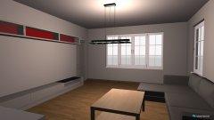 Raumgestaltung Wohnraum_Test in der Kategorie Wohnzimmer