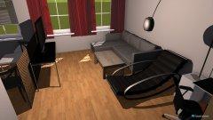 Raumgestaltung Wohnsalon alt in der Kategorie Wohnzimmer