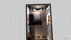 Raumgestaltung Wohnstube 1.2 in der Kategorie Wohnzimmer