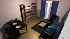 Raumgestaltung Wohnstube raum 1 in der Kategorie Wohnzimmer
