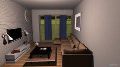 Raumgestaltung wohnszimmer in der Kategorie Wohnzimmer