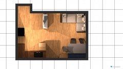 Raumgestaltung Wohnung .05 in der Kategorie Wohnzimmer