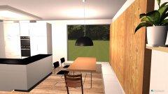 Raumgestaltung Wohnung 3 in der Kategorie Wohnzimmer