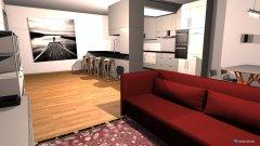 Raumgestaltung Wohnung 4 wohnen essen in der Kategorie Wohnzimmer