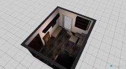 Raumgestaltung Wohnung alt in der Kategorie Wohnzimmer