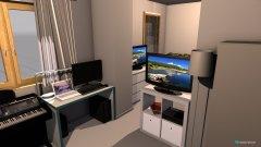 Raumgestaltung Wohnung Bremen in der Kategorie Wohnzimmer