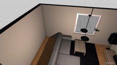 Raumgestaltung Wohnung Burgau in der Kategorie Wohnzimmer