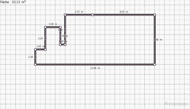 Raumgestaltung Wohnung EG D&G in der Kategorie Wohnzimmer