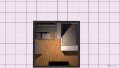 Raumgestaltung Wohnung Flo 2 in der Kategorie Wohnzimmer