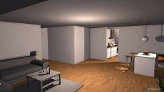 Raumgestaltung wohnung grundriss lindenplatz 11 in der Kategorie Wohnzimmer