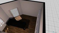 Raumgestaltung Wohnung Gustav in der Kategorie Wohnzimmer