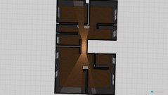 Raumgestaltung Wohnung I in der Kategorie Wohnzimmer