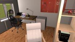 Raumgestaltung Wohnung Leipzig 2 in der Kategorie Wohnzimmer