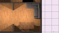 Raumgestaltung Wohnung Leonie & Jan in der Kategorie Wohnzimmer