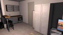 Raumgestaltung Wohnung links Version 2 in der Kategorie Wohnzimmer