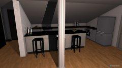 Raumgestaltung Wohnung Martin in der Kategorie Wohnzimmer