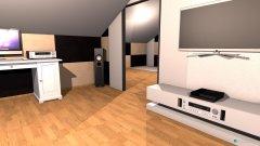 Raumgestaltung Wohnung Momart in der Kategorie Wohnzimmer