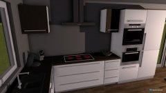 Raumgestaltung Wohnung nach Umbau 1 - Küche - vielleicht am besten  in der Kategorie Wohnzimmer