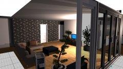 Raumgestaltung Wohnung Nussbaumen 2 in der Kategorie Wohnzimmer
