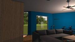 Raumgestaltung Wohnung Ohö in der Kategorie Wohnzimmer