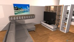 Raumgestaltung wohnung päwesiner in der Kategorie Wohnzimmer