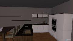 Raumgestaltung Wohnung Piding in der Kategorie Wohnzimmer