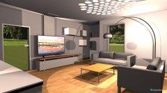 Raumgestaltung wohnung reg2 in der Kategorie Wohnzimmer