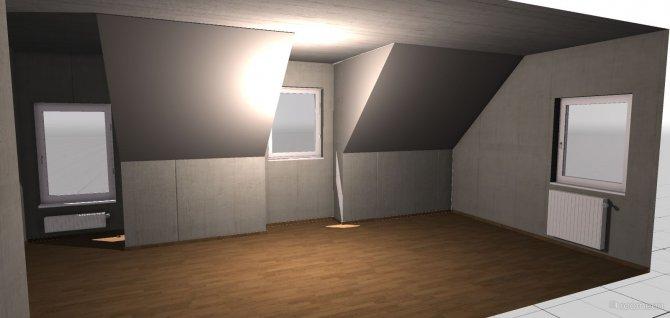 Raumgestaltung Wohnung Rostock in der Kategorie Wohnzimmer