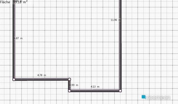 Raumgestaltung Wohnung Rutesheim Rennerstr. 15 in der Kategorie Wohnzimmer