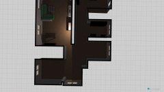 Raumgestaltung Wohnung Spiesen-Elversberg in der Kategorie Wohnzimmer