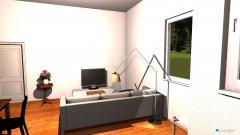 Raumgestaltung Wohnung Stuttgart in der Kategorie Wohnzimmer