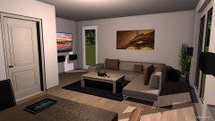 Raumgestaltung Wohnung Test 3 in der Kategorie Wohnzimmer