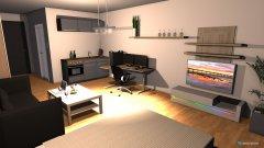 Raumgestaltung Wohnung Wels W+S in der Kategorie Wohnzimmer