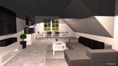 Raumgestaltung Wohnung Westfalenstraße in der Kategorie Wohnzimmer