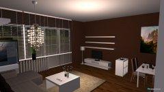 Raumgestaltung wohnung wohnzimmer in der Kategorie Wohnzimmer