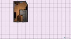 Raumgestaltung Wohnung Wohnziummer in der Kategorie Wohnzimmer