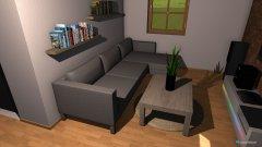 Raumgestaltung Wohnung01_Wohn_und_Essbereich in der Kategorie Wohnzimmer