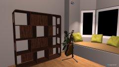 Raumgestaltung Wohnung1 in der Kategorie Wohnzimmer