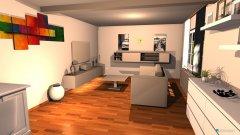 Raumgestaltung Wohnung2 in der Kategorie Wohnzimmer
